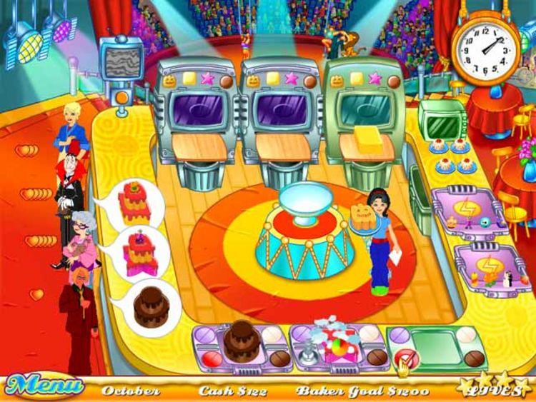 Cake Mania  Free Online